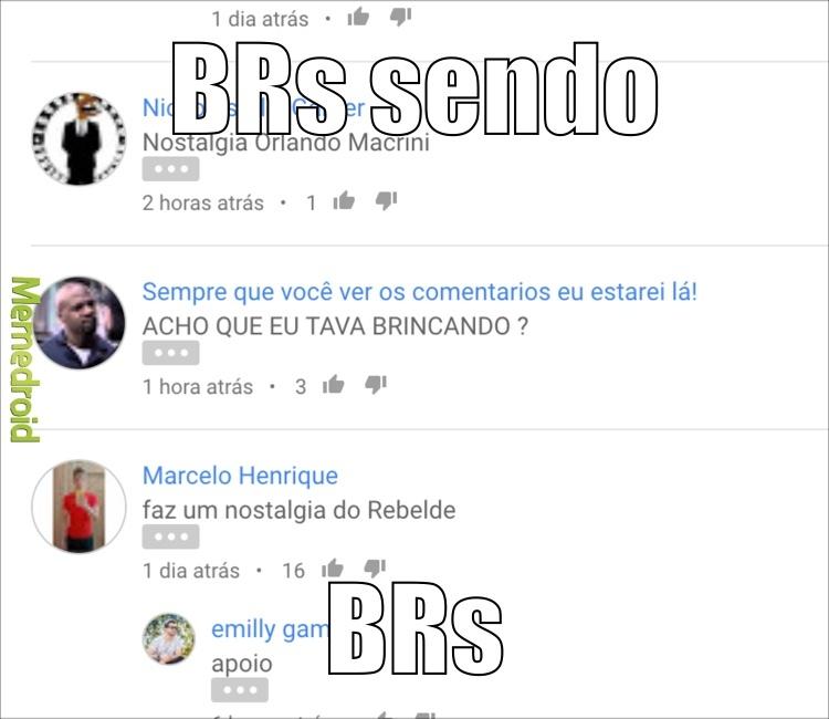 BRs.... - meme