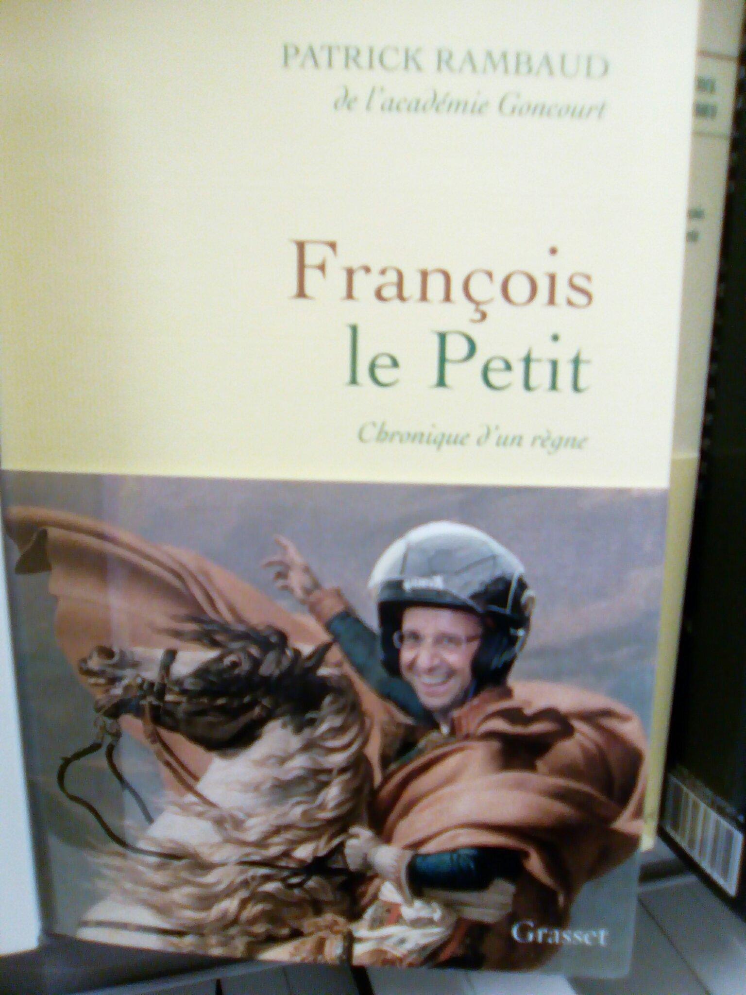 François le petit  - meme