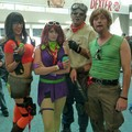 Post-apocalyptic Scooby gang