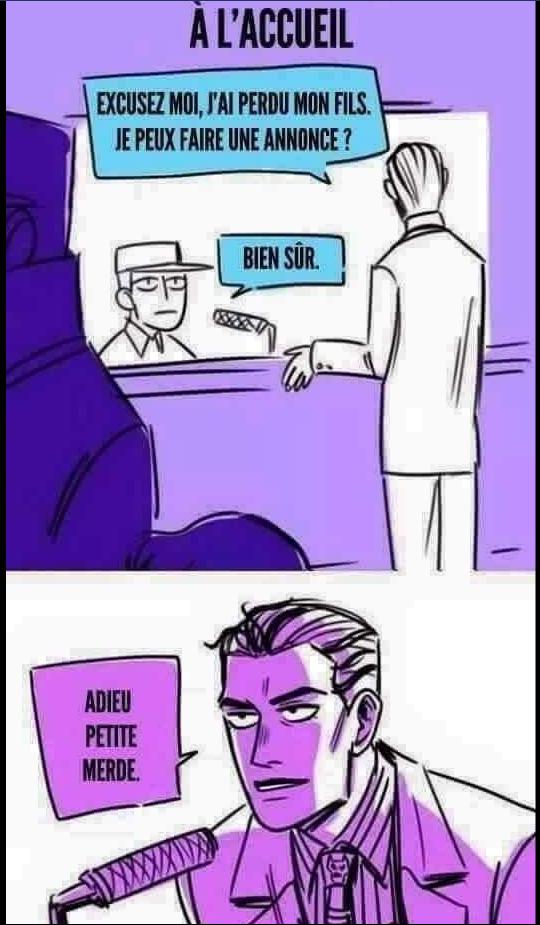 Le vrai visage des pères :-) - meme