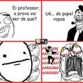 professor modo troll ativado