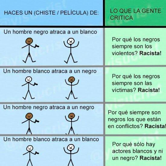 Racista! - meme