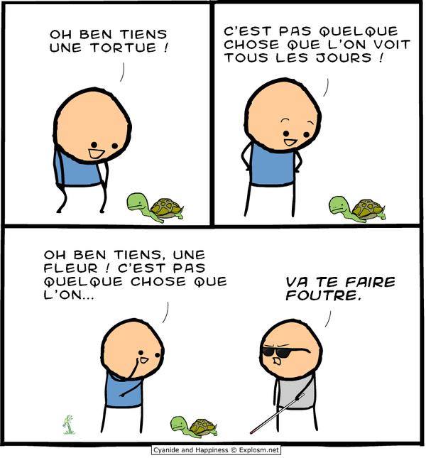 Cyanure et Bonheur #49 - meme