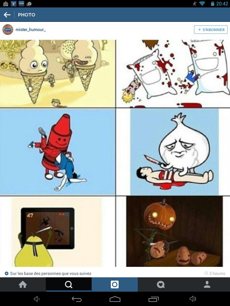 Monde parrallele - meme