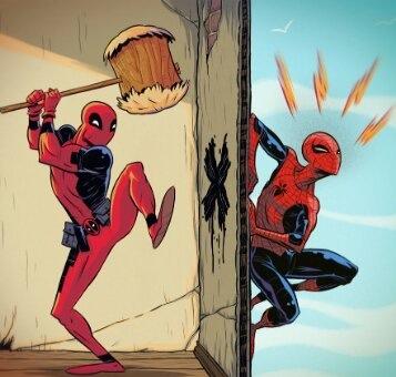 Spider sense - meme