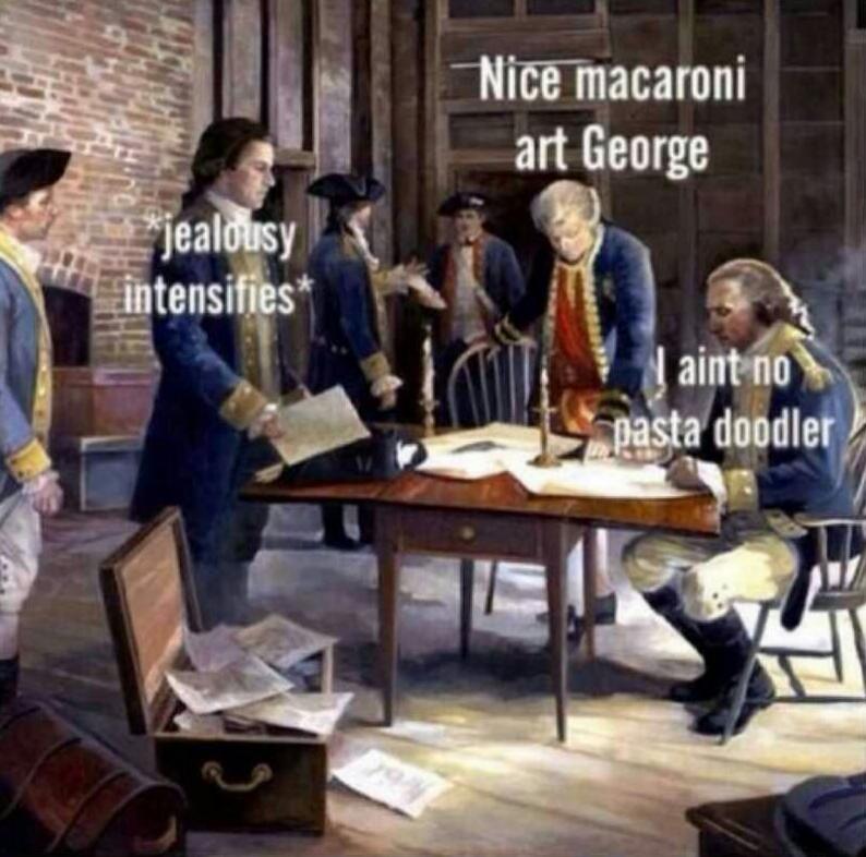 Colonial - meme