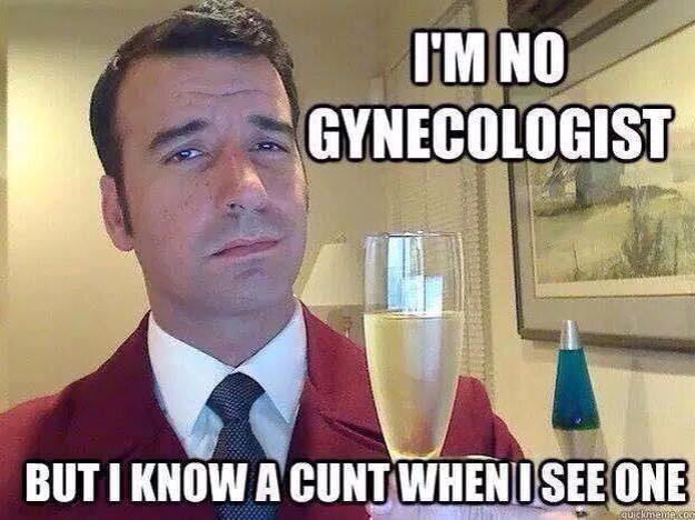 #Cuntology #Cuntastic #Cunting - meme