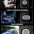 Dacia une voiture. La plus trouvé en Roumanie crée par Renault Souage Non?
