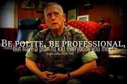 The Marine Corps way - meme
