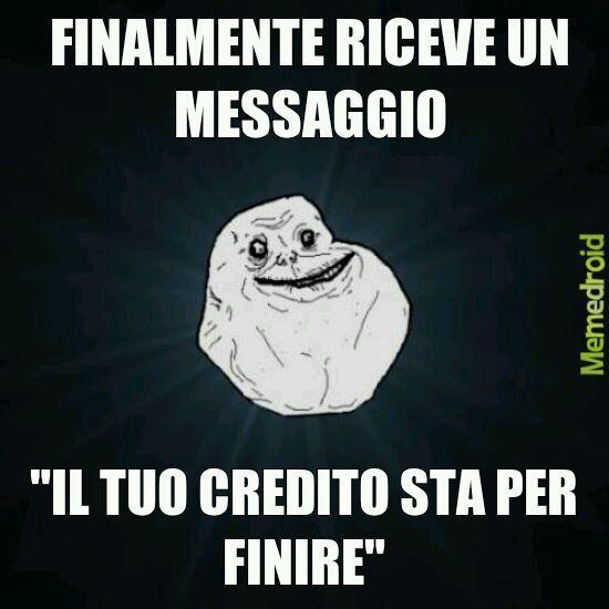 Forever alone... cito matix02 - meme