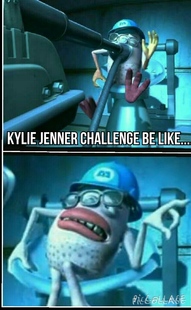 Monsters inc kylie jenner - meme