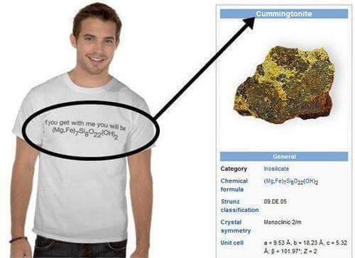 Ah, geology... - meme