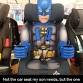 Car seat protection
