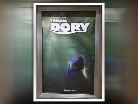 2do póster de buscando a Dory no maduraré nunca - meme