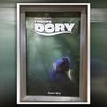 2do póster de buscando a Dory no maduraré nunca