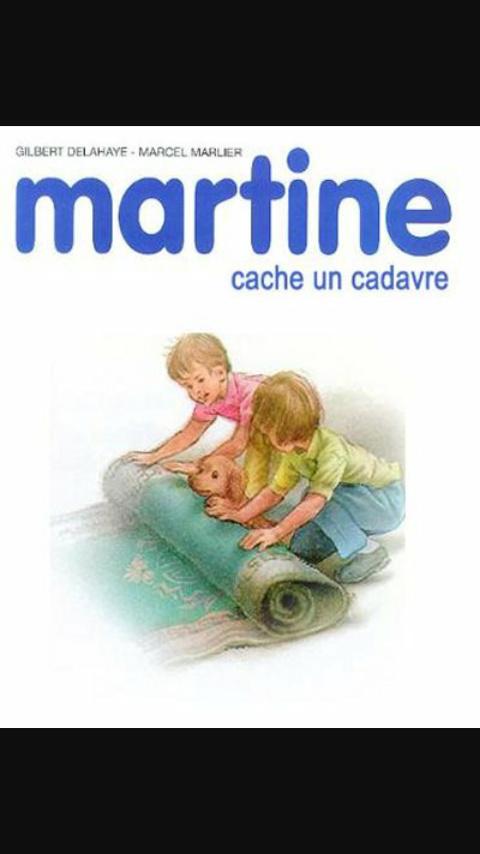 Bravo Martine ! xD - meme