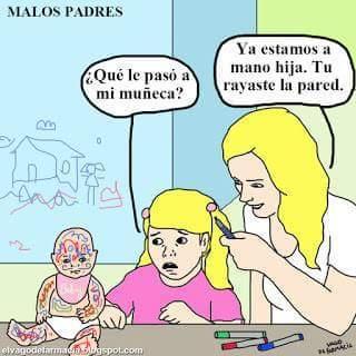 Padres :v - meme