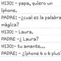 Los iphones molan