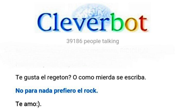 CleverBot... - meme