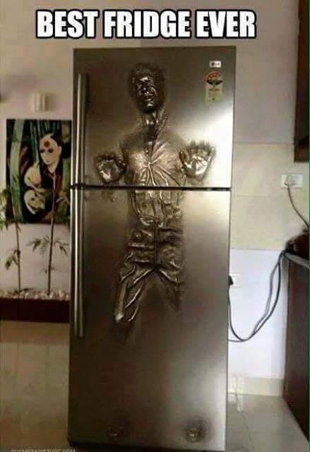 Best fridge ever - meme