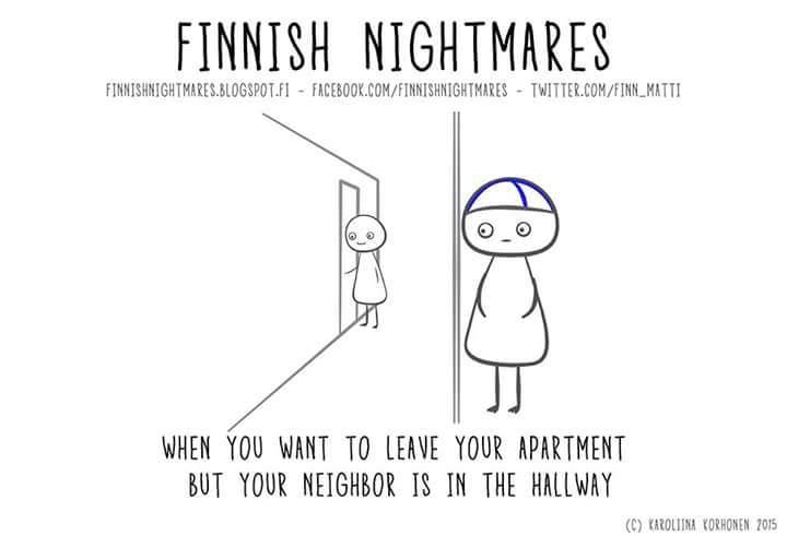 Finnish nightmares 4? - meme