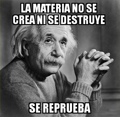 Albert Enstein - meme