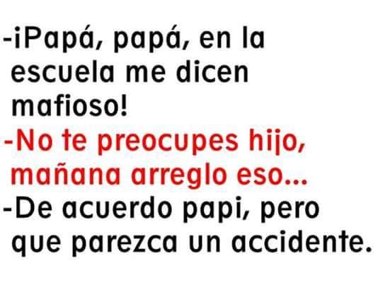 Un accidente... - meme