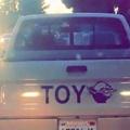 Toy....Yoda... TOYODA ! :D