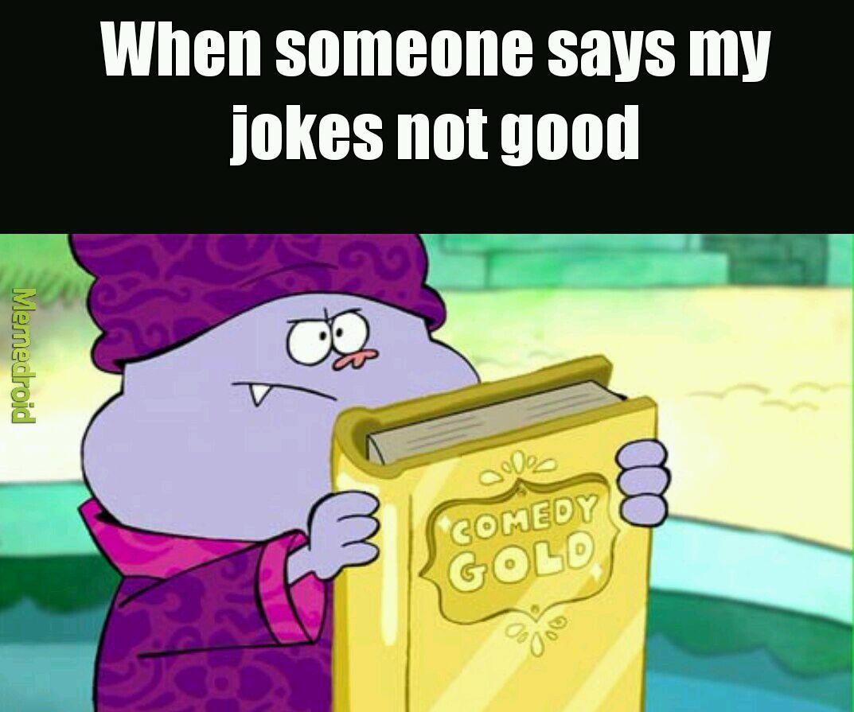 Chowder - meme
