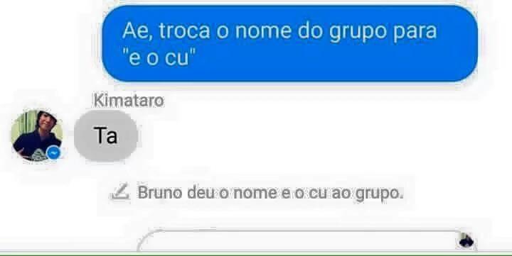 PORRA BRUNO - meme