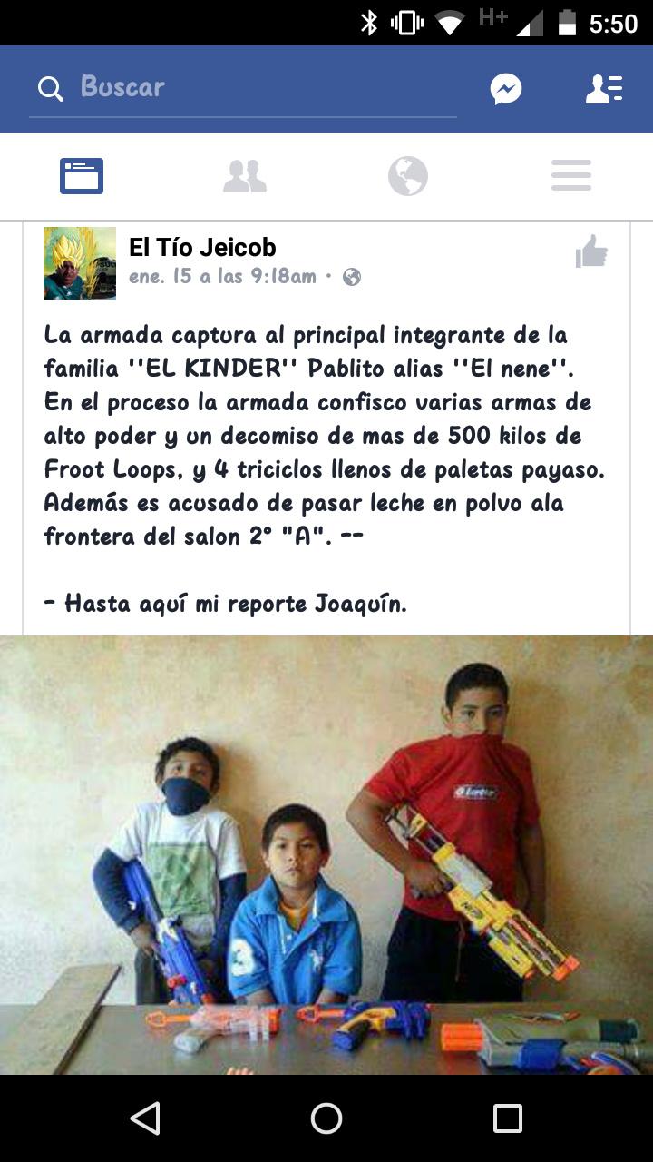 """El kinder"" - meme"