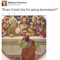Medieval react