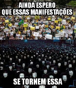 V for Vendetta - meme