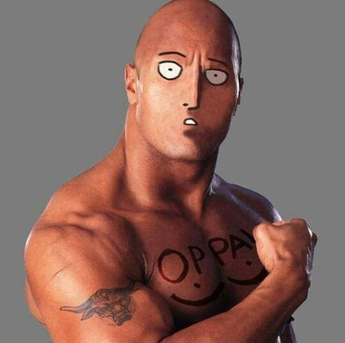 One punch rock 8) - meme
