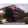 Meio de transporte da Peppa pig até o matadouro