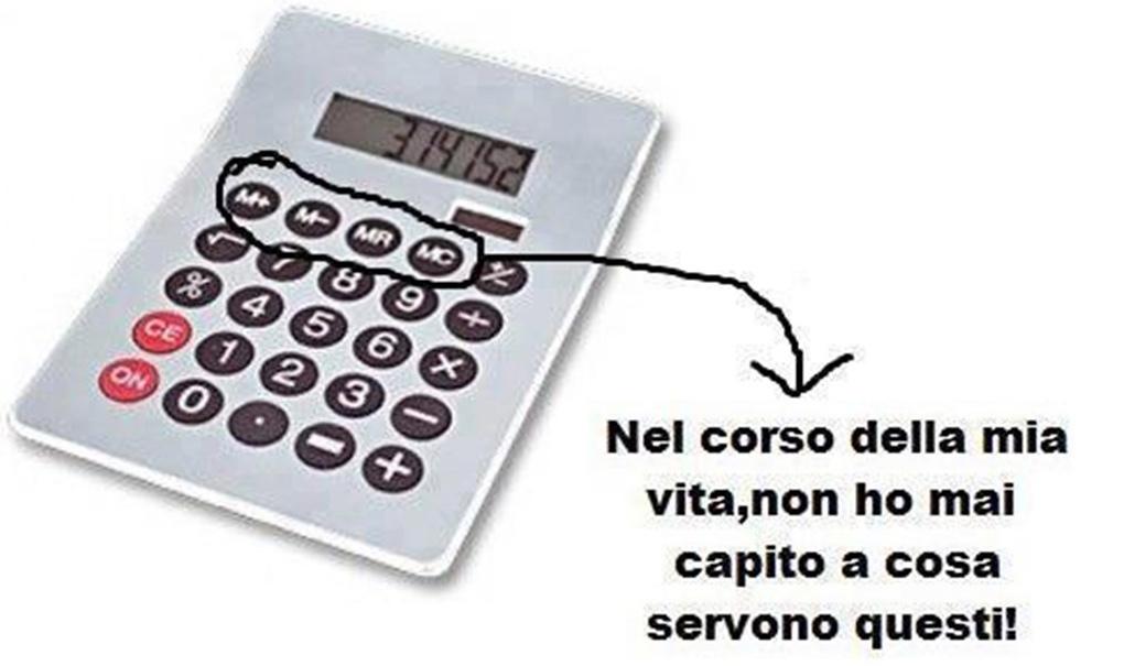 calcolatrice - meme