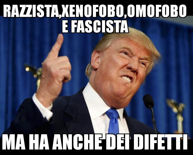 Donad Trump - meme