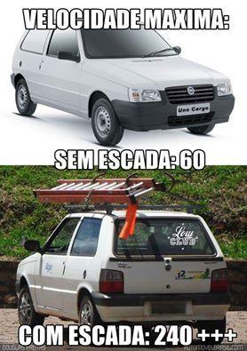 Carro de vdd - meme