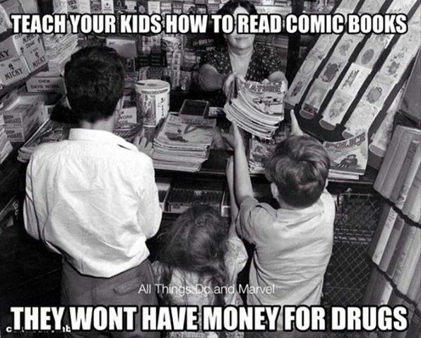 I will do that to my kids.. They will buy until they broke - meme