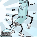 Dentifrice fap