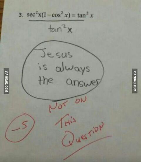 trignometry problem - meme