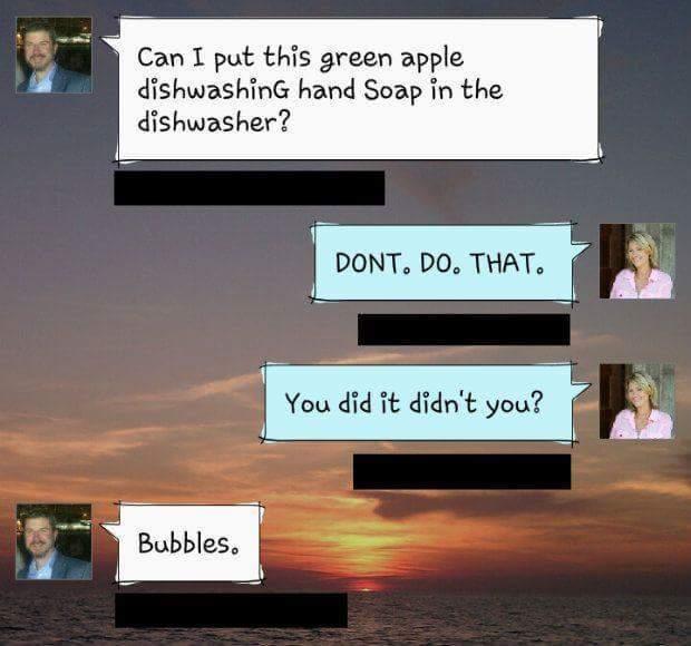 Bubbles - meme