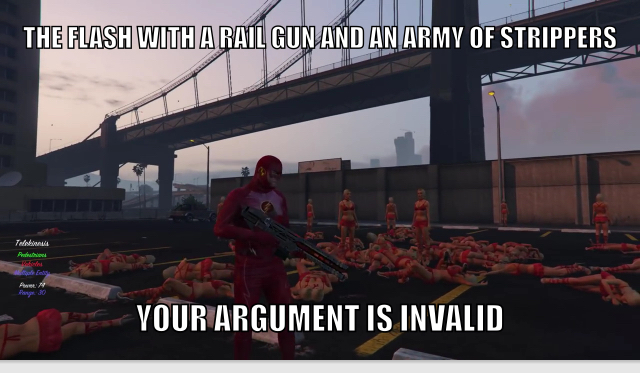 GTA+mods=fun - meme
