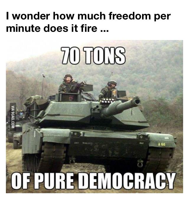 FREEDOM!!!!!! - meme