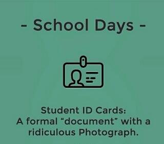 Those school days... - meme