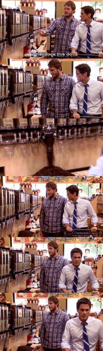 Show: Parks and Recreation - meme