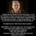 Badass old man