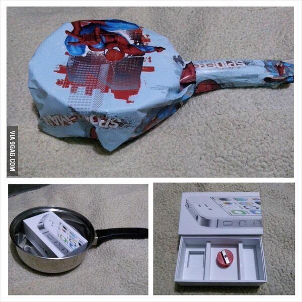 Idée cadeau ? - meme