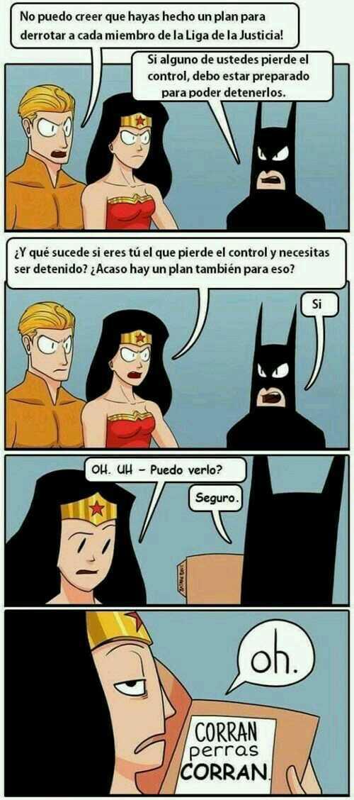 Batman un loquillo - meme