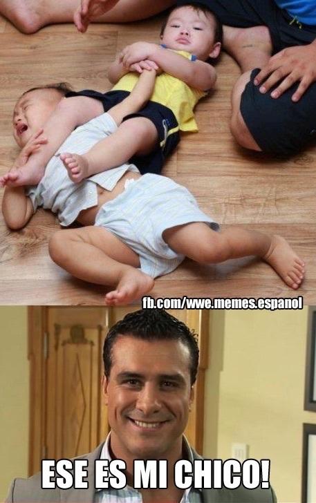 Alberto Del Rio - meme